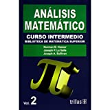 Analisis Matematico 2 Curso Intermedio