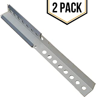 4 Pack - Metal 8 or 10-Frame Adjustable Bee Hive Entrance Reducer and Mouse Guard