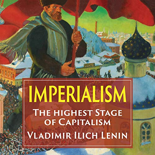 Imperialism the Highest Stage of Capitalism cover art