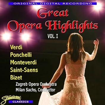 Great Opera Highlights Vol. 1