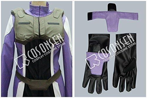 『機動戦士ガンダム00 ティエリア アーデ コスプレ衣装 (女性M)』のトップ画像