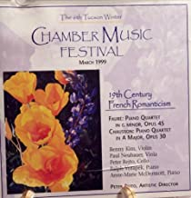 The 6th Tucson Winter Chamber Music Festival - March 1999