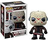 Funko Jason Voorhees Pop! Horror Movies x Friday The 13th Vinyl Figure by
