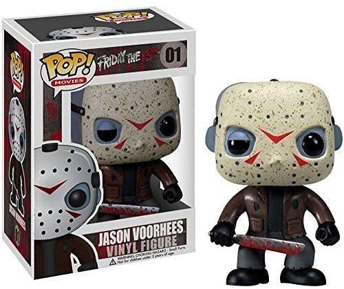 Funko Jason Voorhees Pop! Horror Movies...