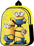 Mochila Infantil Minions 32 CM con Kevin Stuart Y Bob