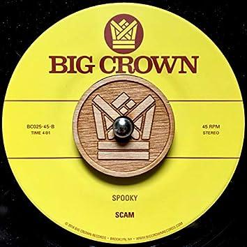 Spooky b/w Sotab-Netiuga-On