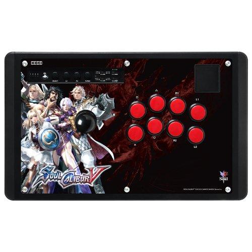 Hori SoulCalibur V Fighting Stick PS3 US Version