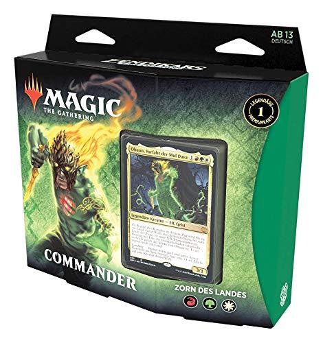 Magic: The Gathering C77271000 Commander Deck