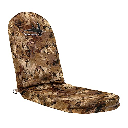 Momarsh Invisi Lounge XL Field Seat for Waterfowl, Dove Duck & Goose Hunting.