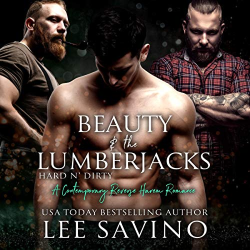 Couverture de Beauty and the Lumberjacks (A Contemporary Reverse Harem Romance)