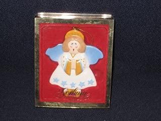 Gorham Porcelain Twinkle Toes Angel Christmas Tree Ornament
