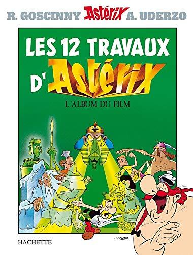 Astérix - Les douze travaux d'Astérix