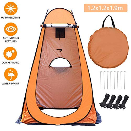 Shower Privacy Toilet Tent,Portable Pop Up Privacy Changing Dressing tents,Beach Camping Toilet...