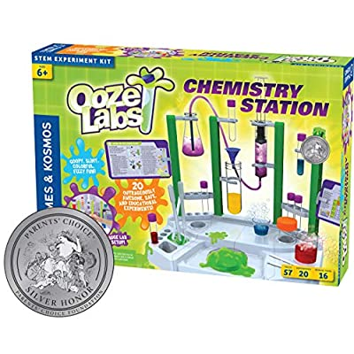 chemistry station science experiment kit