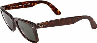 Ray Ban Mens Original Wayfarer 50mm (Medium) Sunglasses