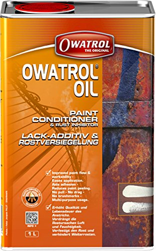 Owatrol Oil, 1 Liter (1.06 US Quart)