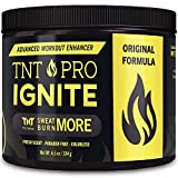 Fat Burning Cream for Belly – TNT Pro Ignite Sweat Cream for Men and Women – Thermogenic Weight Loss Workout...