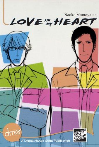 Love In My Heart (Yaoi Manga) (English Edition)