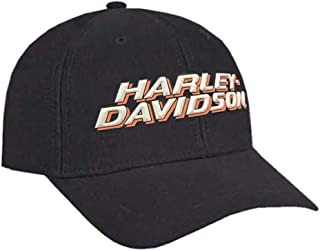 Best black harley davidson baseball hat Reviews