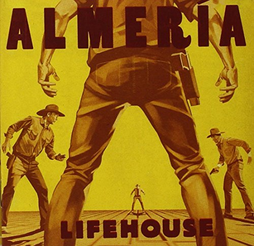 Almeria [Deluxe Edition] by Lifehouse (2012-08-03)
