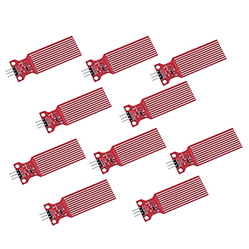 Songhe Rain Water Level Sensor Module Depth of Detection Liquid Surface Height for Arduino(10pcs)