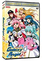 Galaxy Angel X: Complete Collection [DVD] [Import]