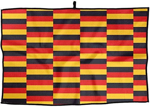 GXLLLW - Golfhandtücher in Multicolour, Größe Einheitsgröße