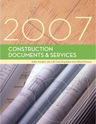 Construction Documents & Services, 2007 (Construction Documents and Services)