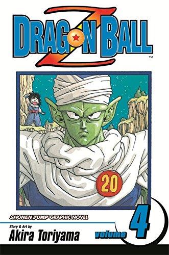 Dragon Ball Z Volume 4