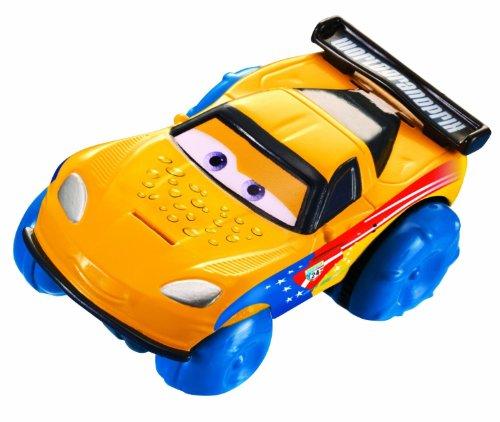 Cars - Y1341 - Véhicule Miniature - Jeff Gorvette Nageur