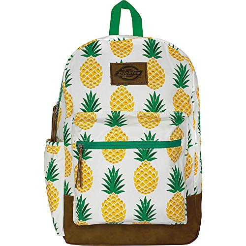 Dickies Colton Cotton Canvas Backpack (Pineapples)
