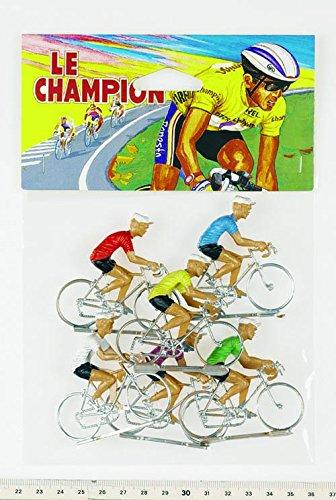 Cofalu–205–Figur–Läufer Radfahrer