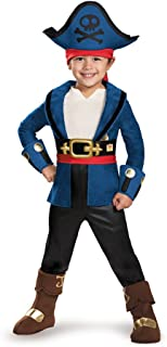 Jake and The Neverland Pirates Jake Deluxe Costume for Toddler