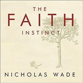 The Faith Instinct audiobook cover art