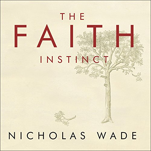 The Faith Instinct audiobook cover art
