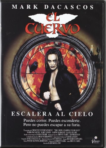 El Cuervo: Escalera Al Cielo [DVD]