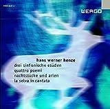 Hans Werner Henze, Sinfonische Werke