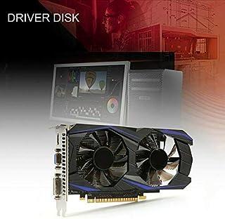 Huangthrostore Ordenador Tarjeta Gráfica GTX960 4GB DDR5 128Bit Pci-E Videojuego Tarjeta de Gráficos de Vídeo