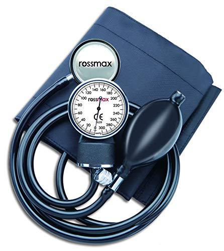 Rossmax GB102 Aneroid Blood Pressure Monitor (Black)