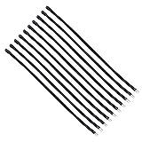 logozoe Termistore a Risposta Rapida Buon Isolamento Termoresistenze con conduttori NTC MF52D ad Alta precisione 200Ω-10KΩ(100K-B3950)