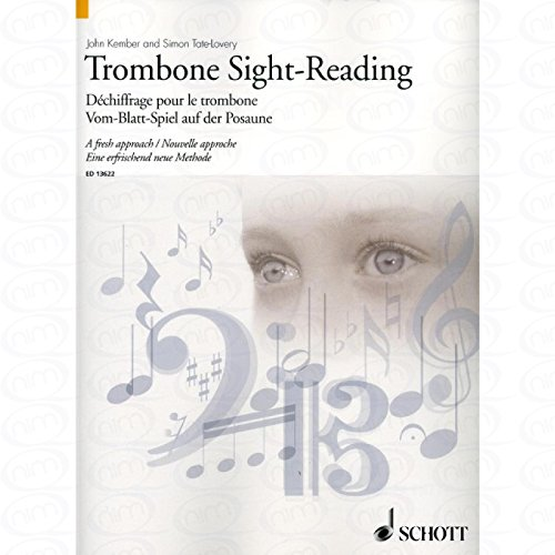 Trombone sight reading - arrangiert für Posaune [Noten/Sheetmusic] Komponist : KEMBER JOHN