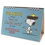 JAPANESE CALENDAR Sunstar Stationery Snoopy 2020 Calendar Tabletop S8517860