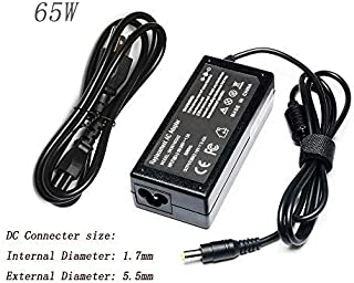 65W AC Adapter Charger for Acer Aspire PA-1700-02 PA-1650-69 PA-1650-02 PA-1650-22 ADP-30JH B Compatible Aspire E15 V5 V3 R14 R3 R7 M5 S3 E1 ES1 Series Power Supply Cord
