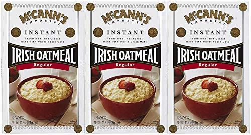 McCann's Irish Oatmeal, Instant Oatmeal