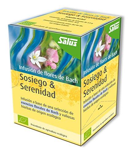 Salus Flores de Bach Sosiego & Serenidad Infusion - 15 sobres