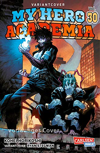 My Hero Academia 30 - Variant Cover: Der Manga-Welterfolg auf den Suren der US-Superhelden!