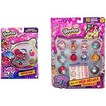 Shopkins Wild Style Season 9 Shoppet Petal Pu | Shopkin.Toys - Image 1
