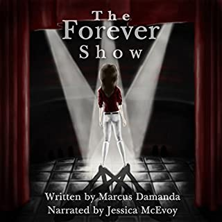 The Forever Show audiobook cover art
