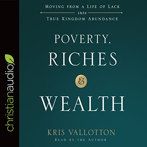 Couverture de Poverty, Riches, and Wealth