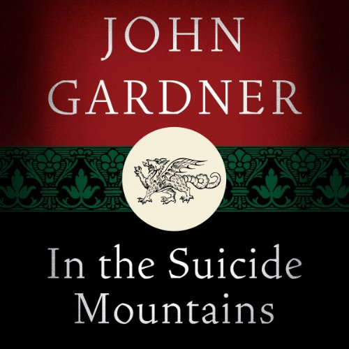 In the Suicide Mountains audiobook cover art